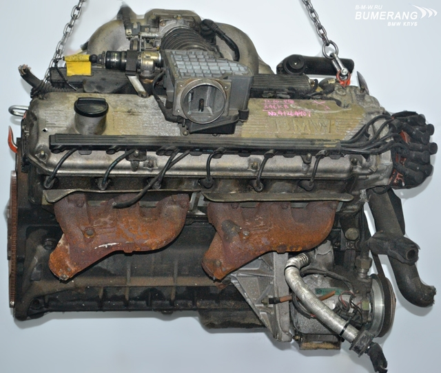 Двигатели bmw 5 серии e34: история, технические характеристики