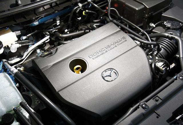 Двигатель mzr lf mazda: технические характеристики, ремонтопригодность, отзывы