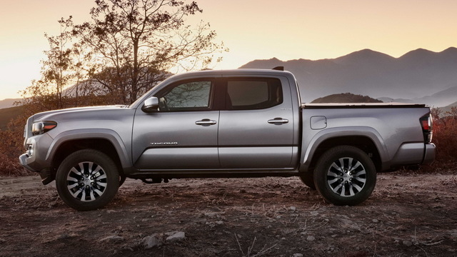 Двигатели Тойота Такома: поколения, модели, характеристики