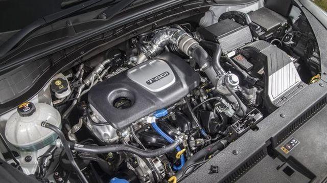 Двигатели Хендай Туссан: история, поколения, технические характеристики