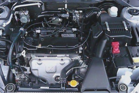 Двигатели Митсубиси g54b, g63b: технические характеристики, надежность
