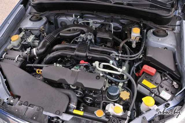 Двигатели fb20, fb20b subaru: характеристики, надежность