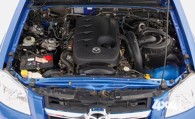 Двигатели Мазда bt 50: характеристики, надежность