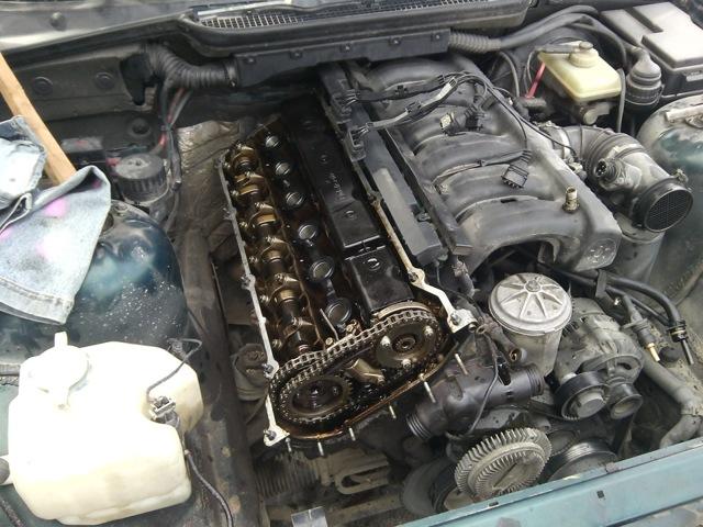 Двигатели bmw m50b25, m50b25tu: описание, характеристики