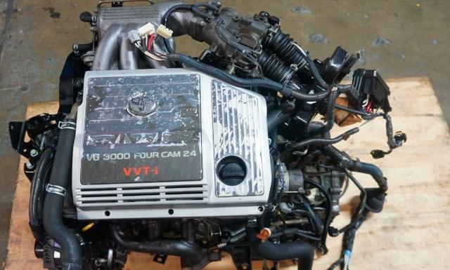 Двигатель toyota 1mz-fe: характеристики, достоинства и недостатки.