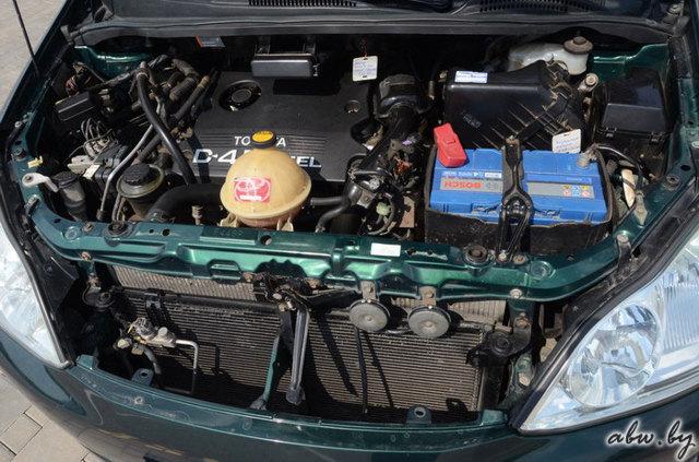 Двигатели Тойота Авенсис Версо: поколения, описание, характеристики
