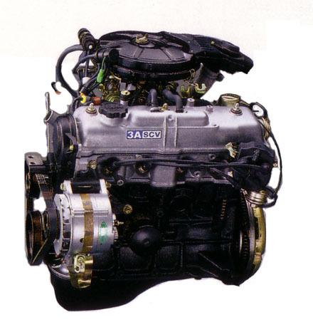 Двигатели 3a-u, 3a-lu toyota: история, характеристики, куда устанавливали