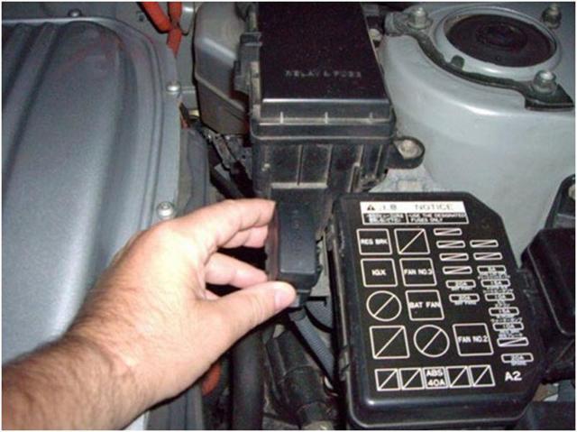 Ошибка 52 (p0325) двигателя toyota. Что значит код ошибки, устранение проблемы