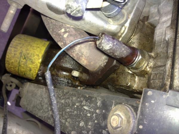 Датчик давления масла toyota – защита вашего двигателя
