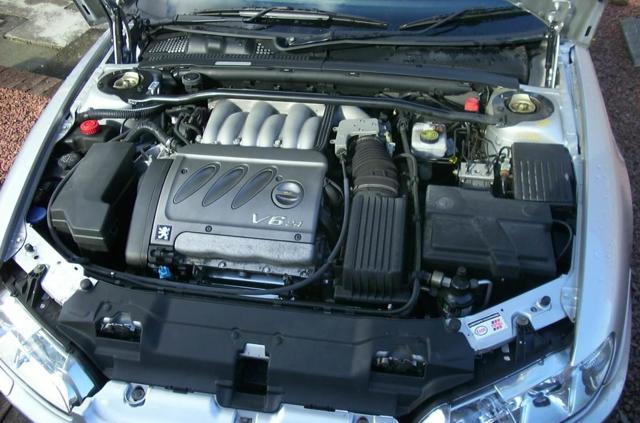 Двигатели Пежо 406: поколения, технические характеристики