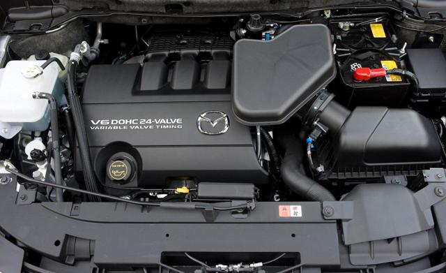 Двигатели Мазда cx-9: недостатки и преимущества