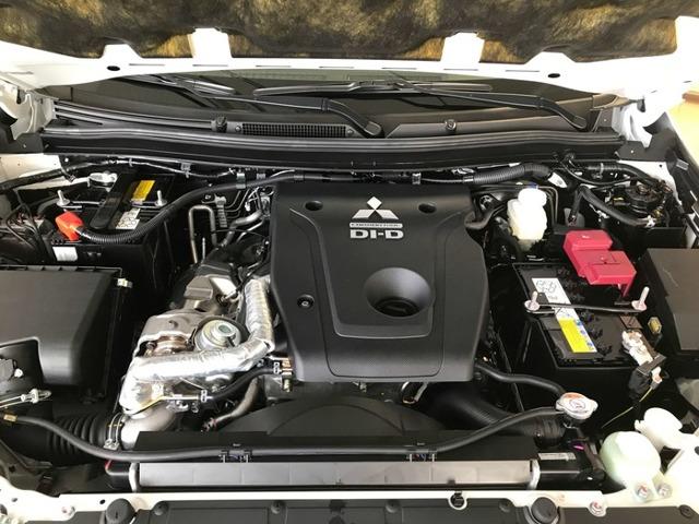 Двигатели Мицубиси Паджеро Спорт: технические характеристики