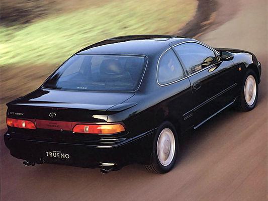 Двигатели Тойота Спринтер: история, характеристики, распространенность