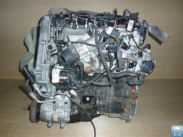 Двигатели Киа Бонго: технические характеристики, выбор