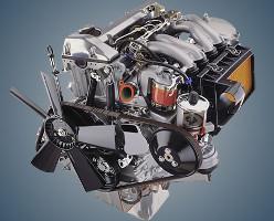 Двигатель om606 mercedes-benz: обзор и неисправности