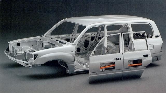 Двигатели toyota land cruiser 100, 200, prado и других поколений