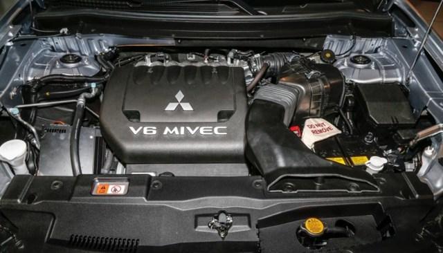 Двигатель Мицубиси Аутлендер: технические характеристики