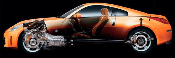 Двигатели nissan 350z: выбор и технические характеристики