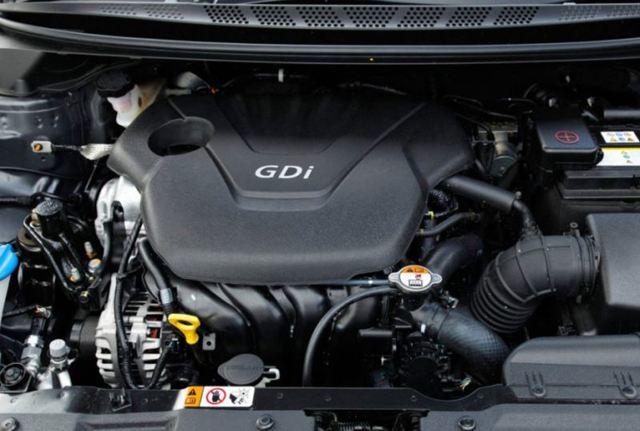 Двигатели Киа Сид: какие установлены на все поколения, надежность