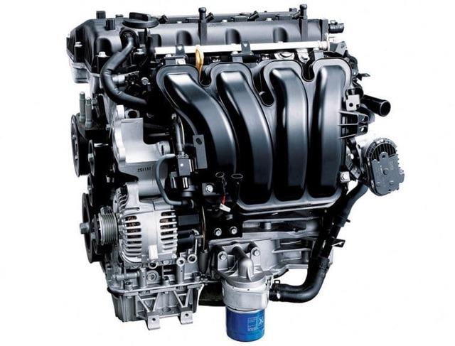 Двигатели Киа Спектра: характеристики, на какие машины установлен