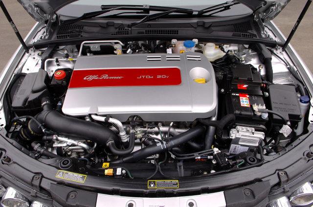 Двигатели Альфа Ромео 159: комплектация и технические характеристики