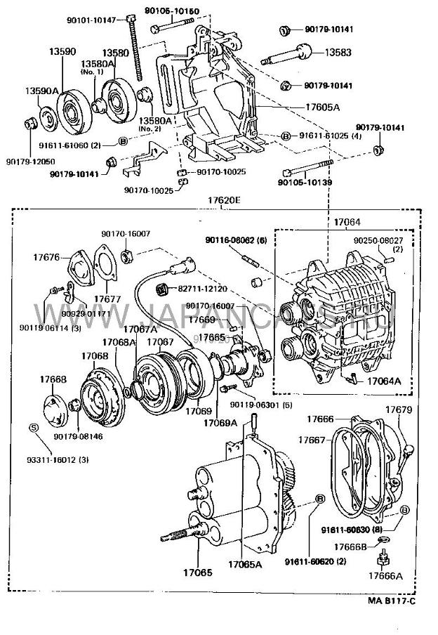 Двигатель 1g-gze supercharger toyota: характеристики, описание