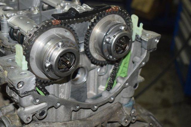 Двигатель mercedes-benz m273: обзор и неисправности