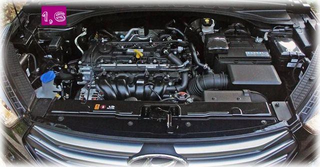 Двигатели Хендай Крет: история, технические характеристики, распространенные моторы