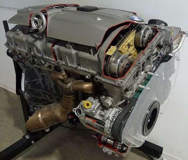 Двигатели n55, n55b30, n55b30m0 БМВ: характеристики