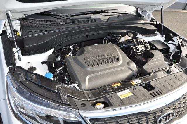 Двигатели Киа Соренто: технические характеристики, какой выбрать