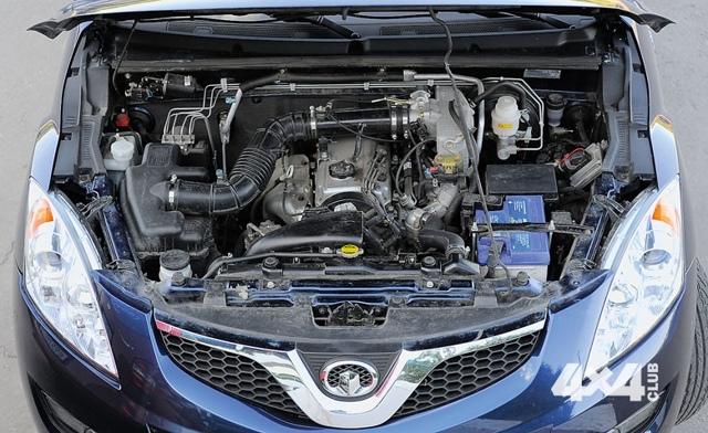 Двигатель great wall gw4d20: характеристики, надежность