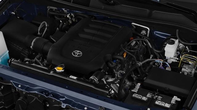 Двигатели Тойота Секвойя: описание, характеристики, модели
