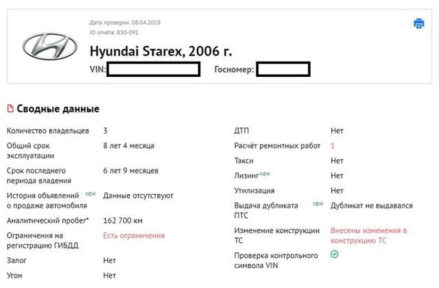 Двигатели Хендай Старекс, Гранд Старекс: история, поколения, технические характеристики