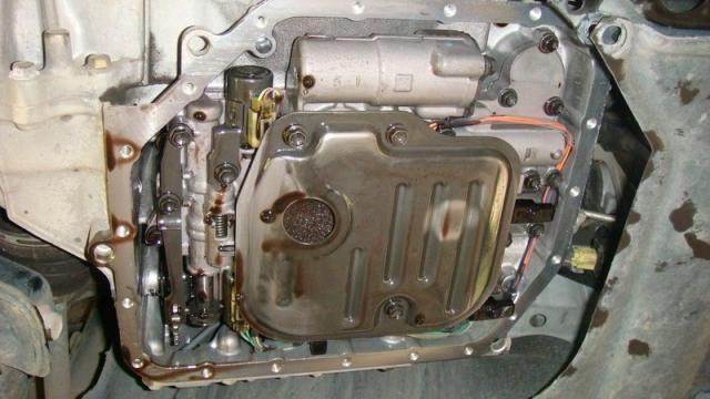 Маслянный фильтр АКПП toyota: для чего нужен, конструкция, оригинал и заменители