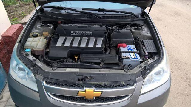 Двигатели Шевроле Эпика: технические характеристики, надежность