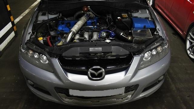 Двигатели Мазда 2: описание, надежность и ремонтопригодность