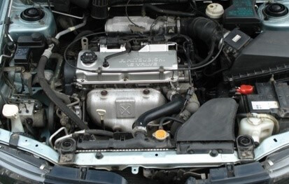 Двигатели Мицубиси Карисма: технические характеристики