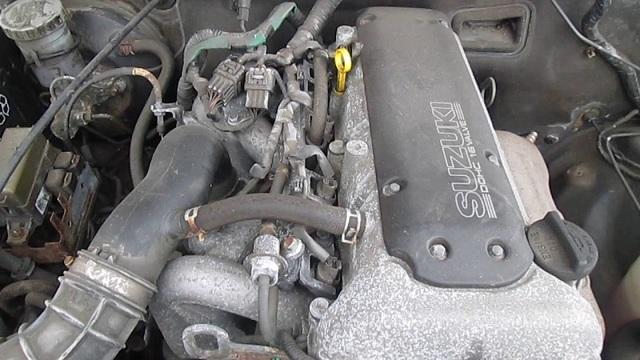 Двигатель М13А suzuki: характеристики, надежность, отзывы