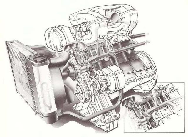 Двигатели m40b16, m40b18 bmw: характеристики, проблемы, тюнинг, отзывы