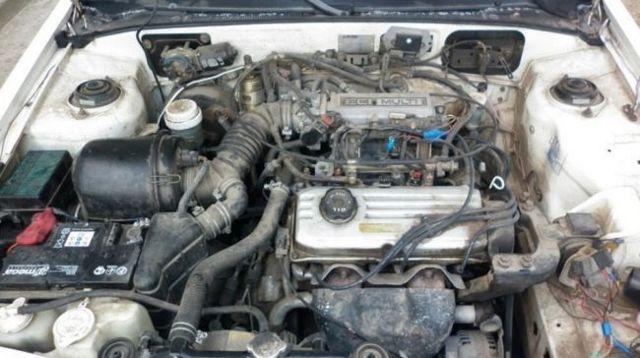 Двигатели Митсубиси Кольт: технические характеристики