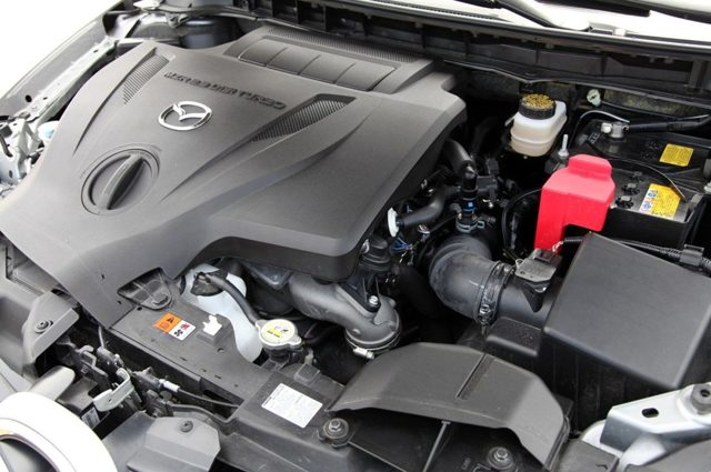 Двигатели Мазда cx 7: технические характеристики, слабые места