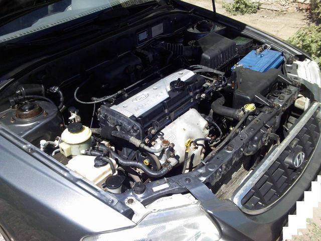 Двигатель g6at hyundai: описание и характеристики