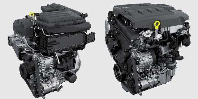 Двигатели Шкода Кодиак: история, технические характеристики
