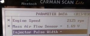 Датчик массового расхода воздуха (дмрв, maf sensor), что это, проверка работоспособности