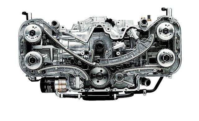 Двигатель Субару БРЗ: описание, надежность и ремонтопригодность