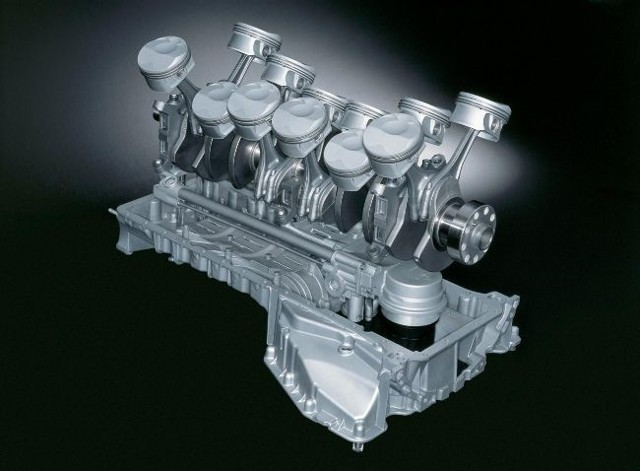Двигатели n73b60, n74b60, n74b66 БМВ: характеристики, особенности