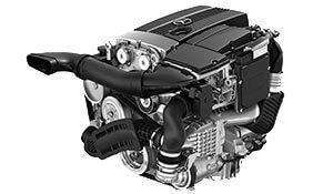 Двигатели m166 и m266 mercedes-benz: обзор и сравнение