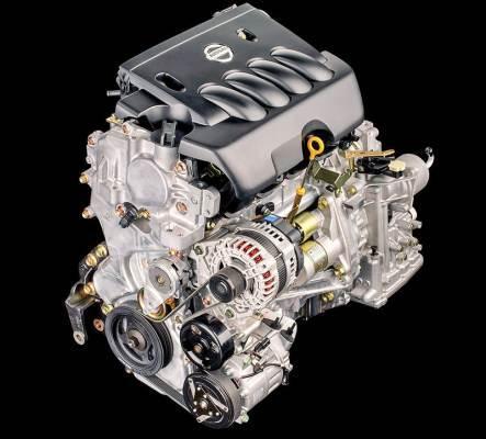 Двигатели nissan x-trail: обзор двигателей, характеристики