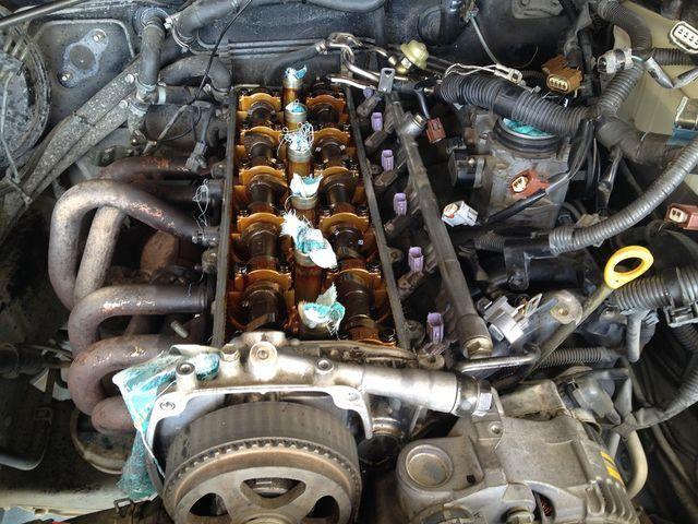 Двигатели 1g-e, 1g-eu, 1g-geu, 1g-gteu, 1g-gpe toyota: характеристики, описание