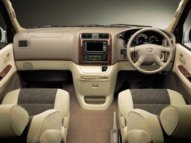 Двигатели Тойота Гранвия: описание, характеристики, неисправности
